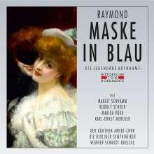 Fred Raymond (1900-1954): Maske in Blau, CD