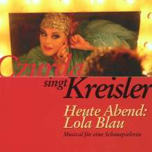 Jutta Czurda: Czurda singt Kreisler, CD