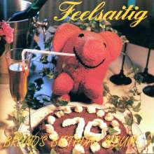Feelsaitig: Bruno's Birthday Album, CD