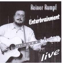 Reiner Rumpf: Enterbrainment (Live), CD