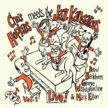 Chris Hopkins (geb. 1972): Chris Hopkins Meets The Jazz Kangaroos: Live! Vol.1, CD