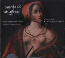 Benedetto Marcello (1686-1739): Cantate per Contralto, CD