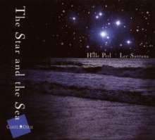 "Lee Santana (geb. 1959): Werke für Viola da gamba & Laute ""The Star and the Sea"", CD"