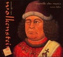 Oswald von Wolkenstein (1377-1445): Lieder, CD