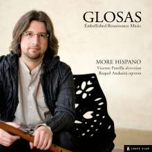 Glosas - Embellished Renaissance Music, CD
