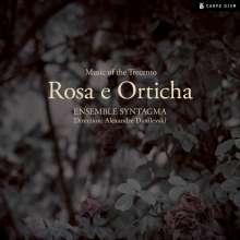 Ensemble Syntagma - Ros e Orticha, CD