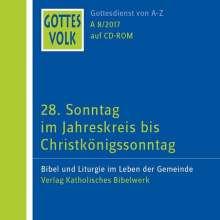 Monika Dittmann: Gottes Volk LJ A8/2017 CD-ROM, CD-ROM