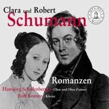 Hansjörg Schellenberger spielt Clara & Robert Schumann, CD
