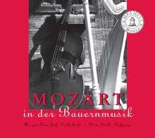 Margit-Anna Süß - Mozart in der Bauernmusik, CD
