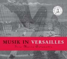 Musik am Hof von Versailles, CD