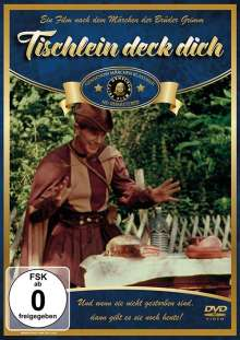 Tischlein deck dich (1956), DVD