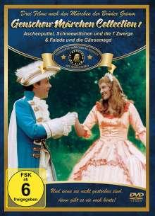 Genschow Märchen Collection 1, 3 DVDs
