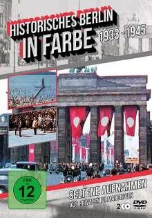Historisches Berlin in Farbe 1933-1945, 2 DVDs