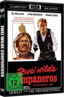 Zwei wilde Companeros, DVD