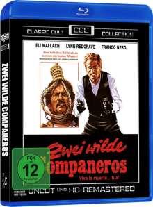 Zwei wilde Companeros (Blu-ray), Blu-ray Disc