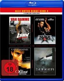Van Damme - Spezial (Blu-ray), Blu-ray Disc