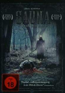 Sauna - Wash your Sins (Steelbook), DVD