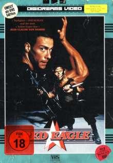 Red Eagle (1988) (VHS-Edition) (Blu-ray & DVD im Mediabook), 2 Blu-ray Discs