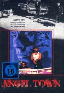 Angel Town (Blu-ray & DVD im Mediabook), Blu-ray Disc