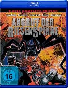 Angriff der Riesenspinne (Blu-ray & DVD), 1 Blu-ray Disc und 1 DVD