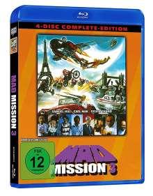 Mad Mission 3 (Blu-ray & DVD), 2 Blu-ray Discs