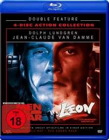 Leon / Men of War (Blu-ray & DVD), 2 Blu-ray Discs