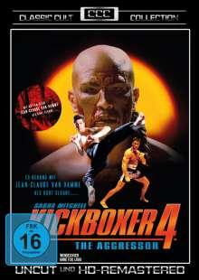 Kickboxer 4 - The Aggressor, DVD
