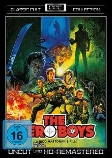 The Zero Boys, DVD
