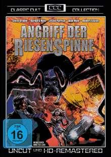 Angriff der Riesenspinne, DVD
