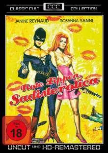 Rote Lippen, Sadisterotica, DVD