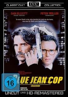 Blue Jean Cop, DVD