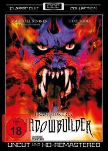 Shadowbuilder, DVD