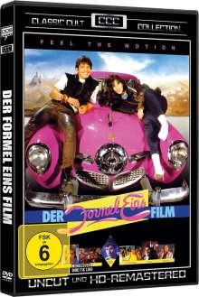 Der Formel eins Film, DVD