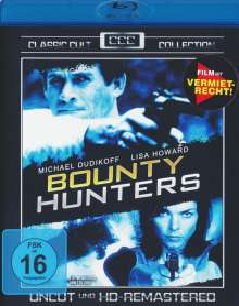 Bounty Hunters 1: Outgun (Blu-ray), Blu-ray Disc