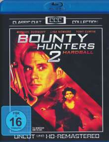 Bounty Hunters 2: Hardball (Blu-ray), Blu-ray Disc