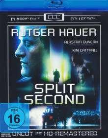 Split Second (Blu-ray), Blu-ray Disc