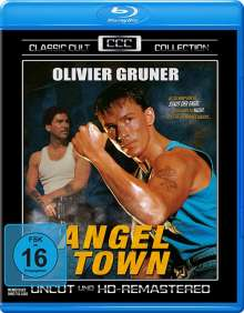 Angel Town (Blu-ray), Blu-ray Disc