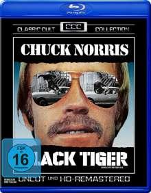 Black Tiger (Blu-ray), Blu-ray Disc