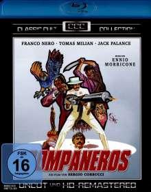 Companeros (Blu-ray), Blu-ray Disc