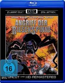 Angriff der Riesenspinne (Blu-ray), Blu-ray Disc