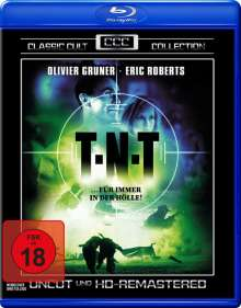 T.N.T. - ...für immer in der Hölle! (Blu-ray), Blu-ray Disc