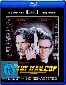 Blue Jean Cop (Blu-ray), Blu-ray Disc