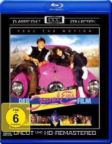 Der Formel eins Film (Blu-ray), Blu-ray Disc