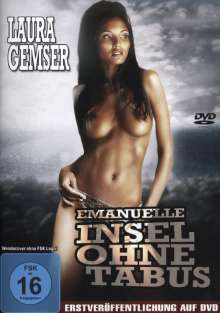 Emanuelle - Insel ohne Tabus, DVD
