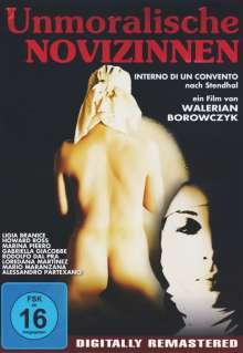 Unmoralische Novizinnen, DVD