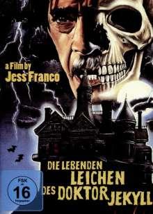 Die lebenden Leichen des Doktor Jekyll, DVD