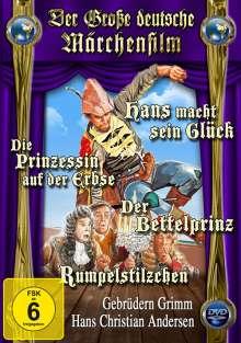 Der große deutsche Märchenfilm, 4 DVDs