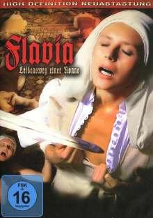 Flavia - Leidensweg einer Nonne, DVD