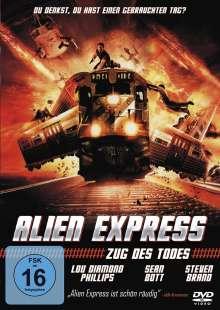 Alien Express, DVD