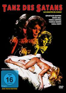 Tanz des Satans, DVD